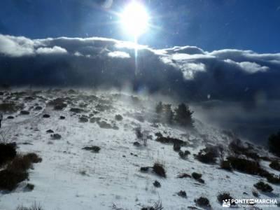 Cerro Perdiguera-Cuerda Vaqueriza; fotos turismo mochila tejo parque nacional de cabañeros